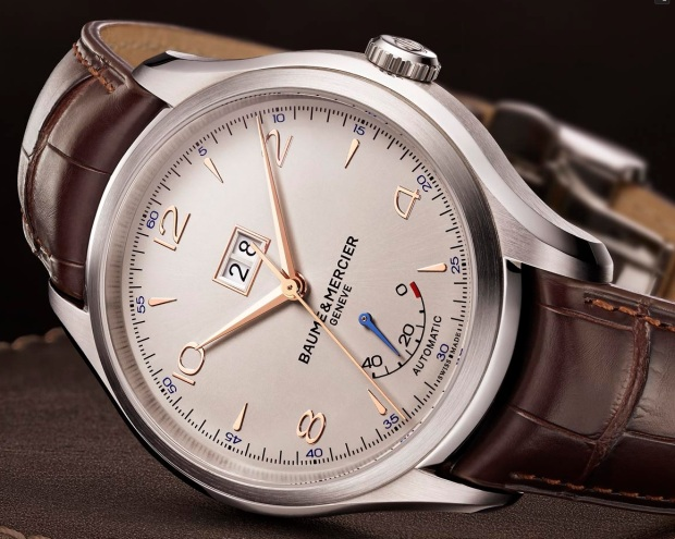 Baume & Mercier Clifton Big Date Power Reserve Automatic replica