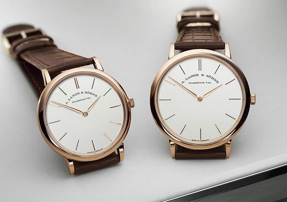 Luxury White Dial A.Lange&Sohne Saxonia Thin Replica Watches