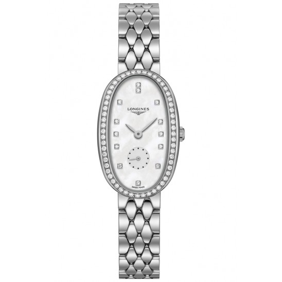 Longines-symphonette-fake-white-mother-of-pearl-dials-diamond-bezels