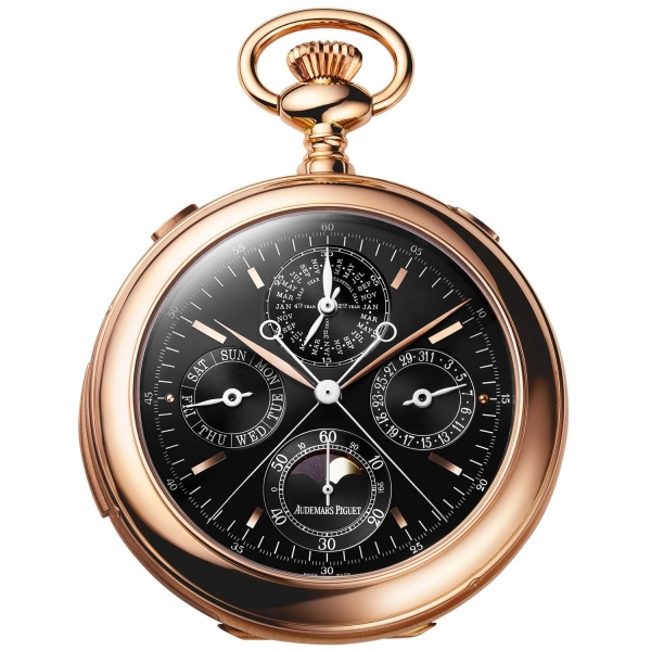 Audemars-Piguet-Classique-Black-Dials-Replica
