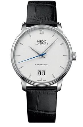 With the concise design style and reliable fucntions, this replica Mido watch also can be a good choice.