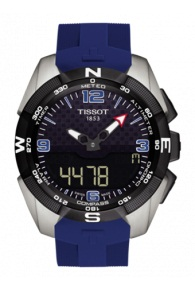 Black dials Tissot replica watches are practical.