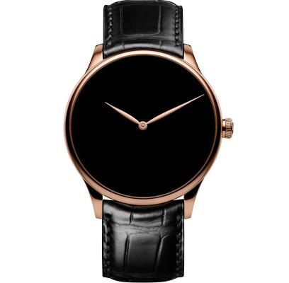 H. Moser & Cie Venturer presents the minimalism.