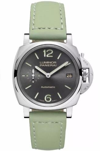 The 38 mm Panerai will make women more confident and special.